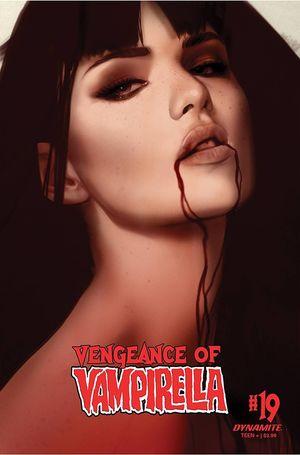 VENGEANCE OF VAMPIRELLA (2019) #21 B