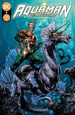 AQUAMAN 80TH ANNIVERSARY SUPER SPECTACULAR (2021) #1