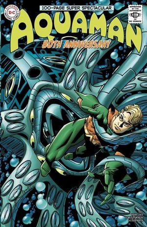AQUAMAN 80TH ANNIVERSARY SUPER SPECTACULAR (2021) #1 1960S