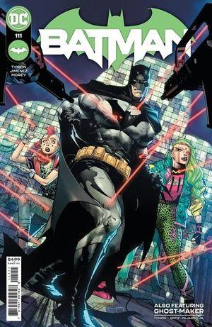 BATMAN (2016 3RD SERIES) #111