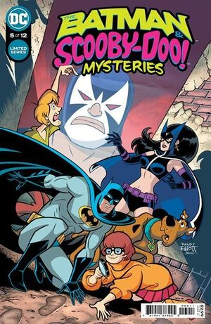 BATMAN AND SCOOBY-DOO MYSTERIES (2021) #5