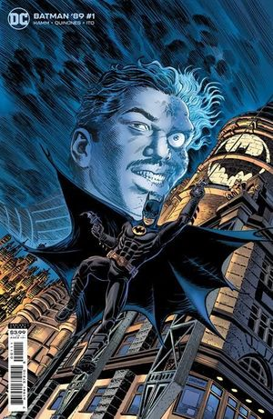 BATMAN 89 (2021) #1B