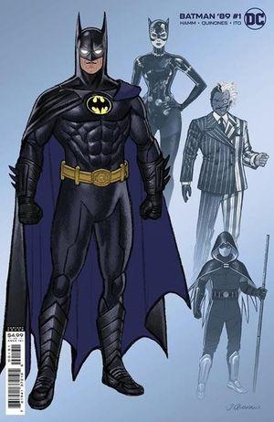 BATMAN 89 (2021) #1 1:25
