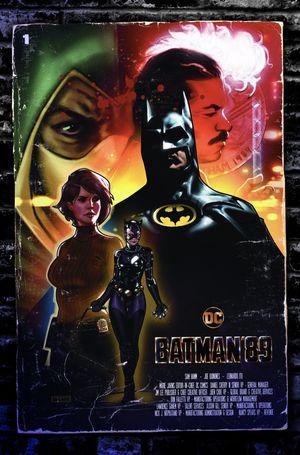 BATMAN 89 (2021) #1 TEAM