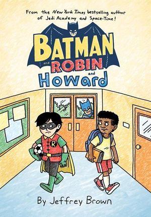 BATMAN AND ROBIN AND HOWARD TP (2021)