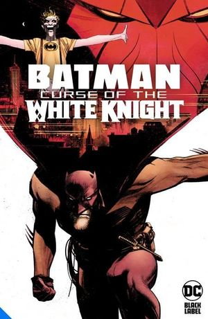 BATMAN CURSE OF THE WHITE KNIGHT TPB (2021) #1