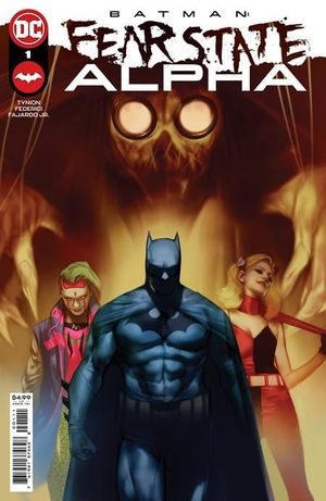 BATMAN FEAR STATE ALPHA (2021) #1