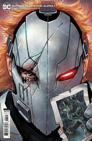 BATMAN FEAR STATE ALPHA (2021) #1 B