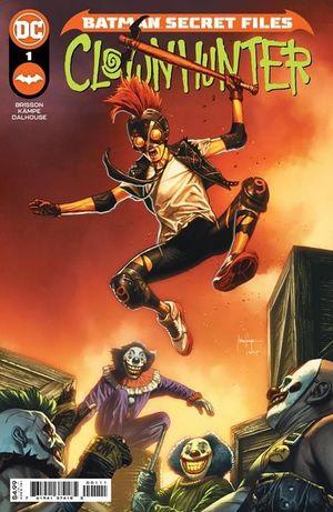 BATMAN SECRET FILES CLOWNHUNTER (2021) #1