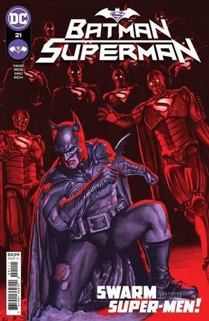 BATMAN SUPERMAN (2019) #21