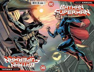 BATMAN SUPERMAN ANNUAL (2020) #2021