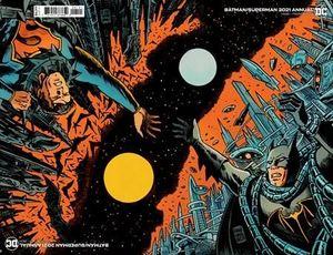 BATMAN SUPERMAN ANNUAL (2020) #2021 VAR