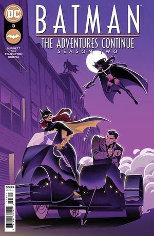 BATMAN THE ADVENTURES CONTINUE SEASON II (2021) #3