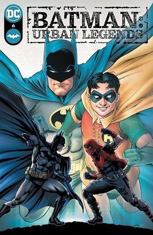 BATMAN URBAN LEGENDS (2021) #6