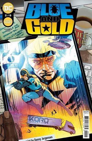 BLUE & GOLD (2021) #2