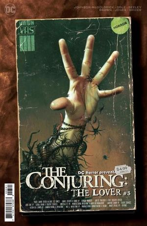 DC HORROR PRESENTS THE CONJURING THE LOVER (2021) #3B