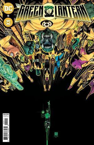 GREEN LANTERN (2021) #5