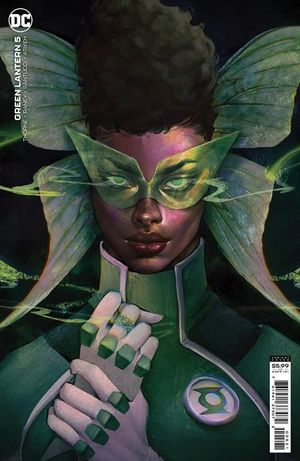 GREEN LANTERN (2021) #5B