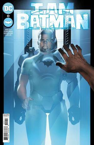 I AM BATMAN (2021) #0