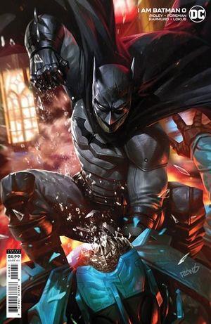 I AM BATMAN (2021) #0B