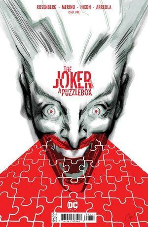 JOKER PRESENTS A PUZZLEBOX (2021) #1