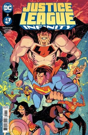 JUSTICE LEAGUE INFINITY (2021) #2