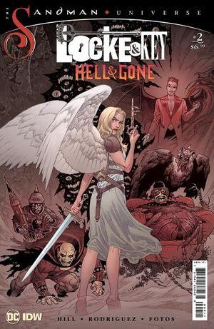 LOCKE AND KEY SANDMAN HELL AND GONE (2020) #2