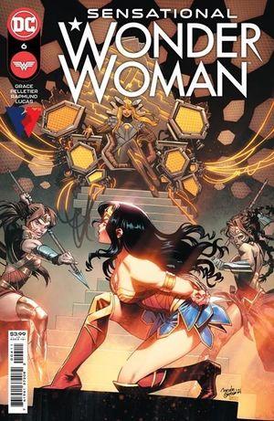 SENSATIONAL WONDER WOMAN (2021) #6