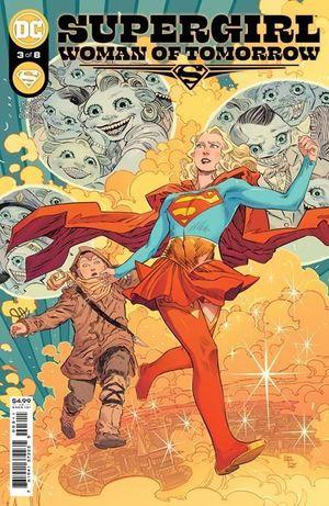 SUPERGIRL WOMAN OF TOMORROW (2021) #3