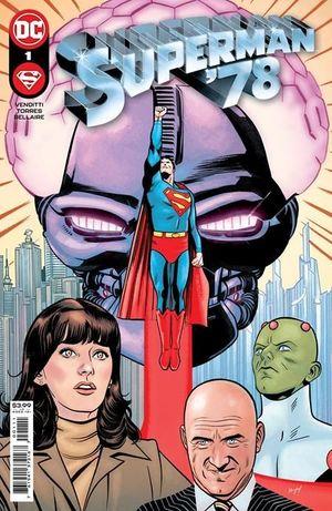 SUPERMAN 78 (2021) #1