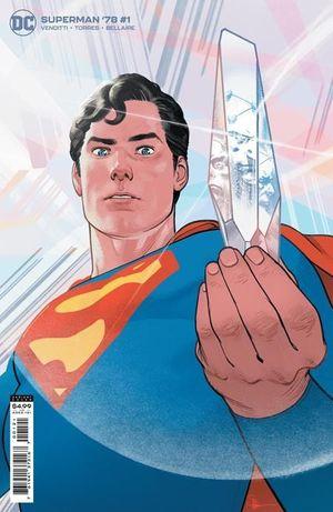 SUPERMAN 78 (2021) #1B