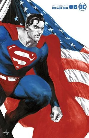 SUPERMAN RED AND BLUE (2021) #6B