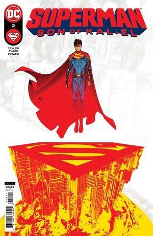 SUPERMAN SON OF KAL-EL (2021) #2