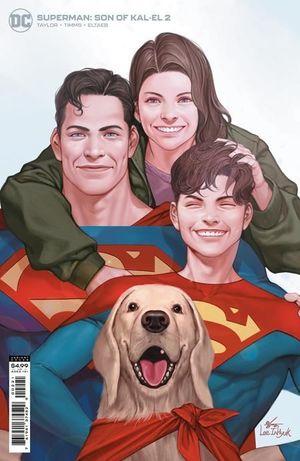 SUPERMAN SON OF KAL-EL (2021) #2B