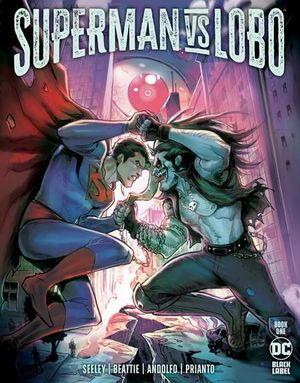 SUPERMAN VS LOBO (2021) #1