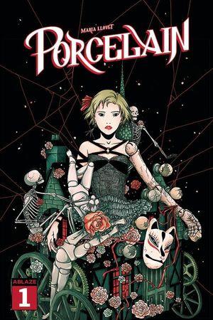 MARIA LLOVETS PORCELAIN (2021) #1