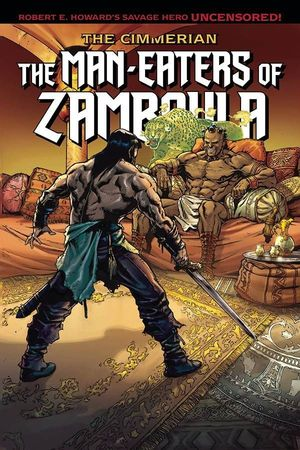 CIMMERIAN MAN-EATERS OF ZAMBOULA (2021) #2 B