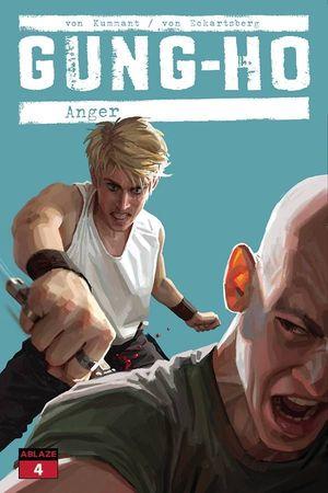 GUNG HO ANGER (2021) #4