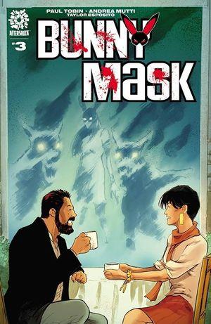 BUNNY MASK (2021) #3