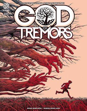GOD OF TREMORS ONE SHOT (2021) #1