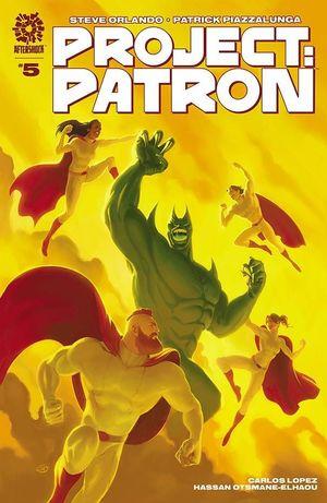 PROJECT PATRON (2021) #5