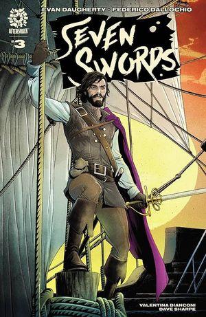 SEVEN SWORDS (2021) #3