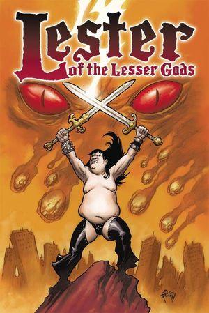 LESTER OF THE LESSER GODS ONE SHOT (2021) #1