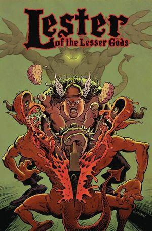 LESTER OF THE LESSER GODS ONE SHOT (2021) #1 B