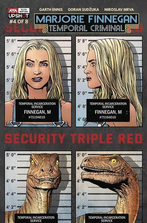 MARJORIE FINNEGAN TEMPORAL CRIMINAL (2021) #4