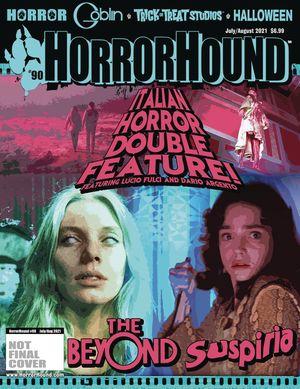 HORRORHOUND MAGAZINE (2006) #90