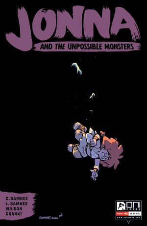 JONNA AND THE UNPOSSIBLE MONSTERS (2021) #5