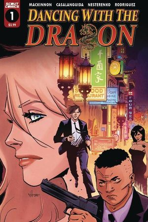 DANCING WITH DRAGON (2021) #1