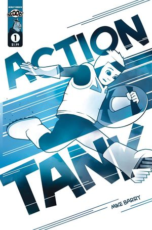 ACTION TANK (2021) #1