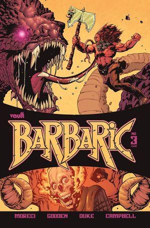 BARBARIC (2021) #3